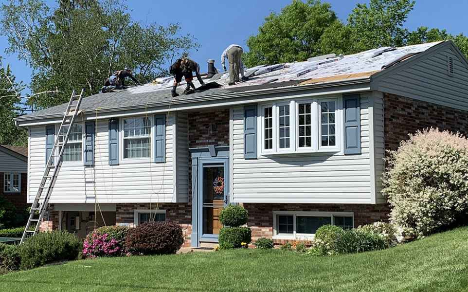 roofing company shaler township PA