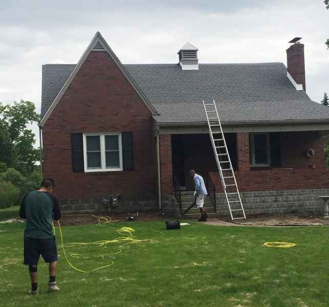 roofing installation ross township